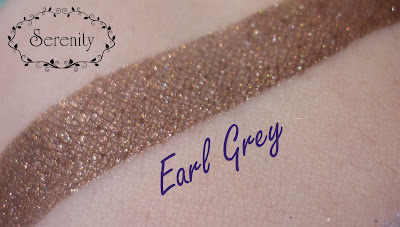 White Rabbit Earl Grey Swatch