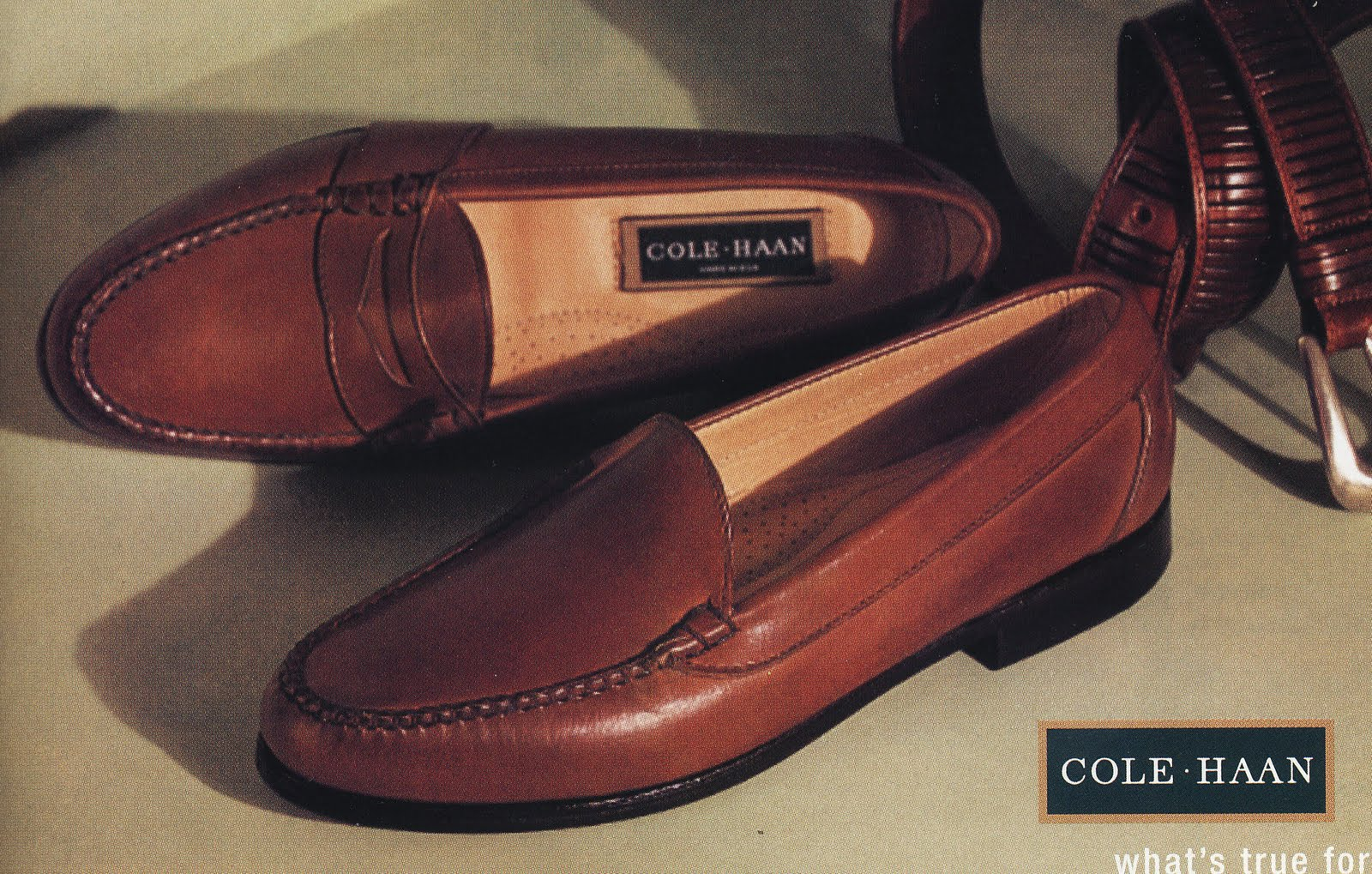 Probable Maximum Loss: Cole Haan