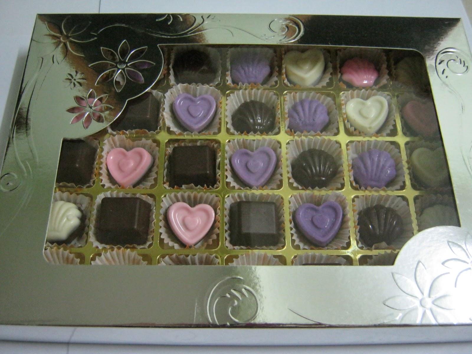 Set Coklat
