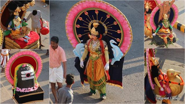 Udupi Paryaya 2016-18 Pura Pravesha Procession