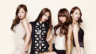 6 10 Girlband Korea Dengan Personil Tercantik