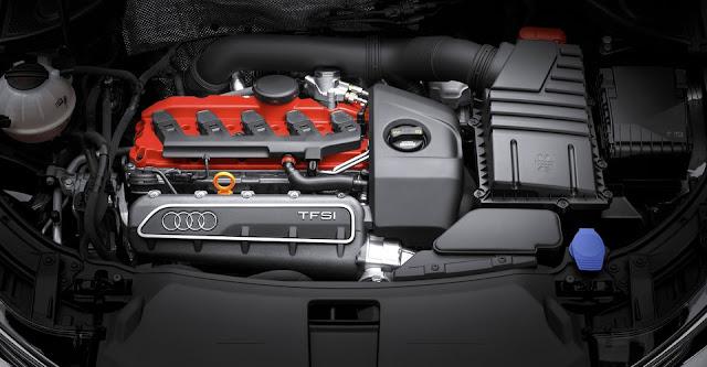 2015 Audi RS Q3