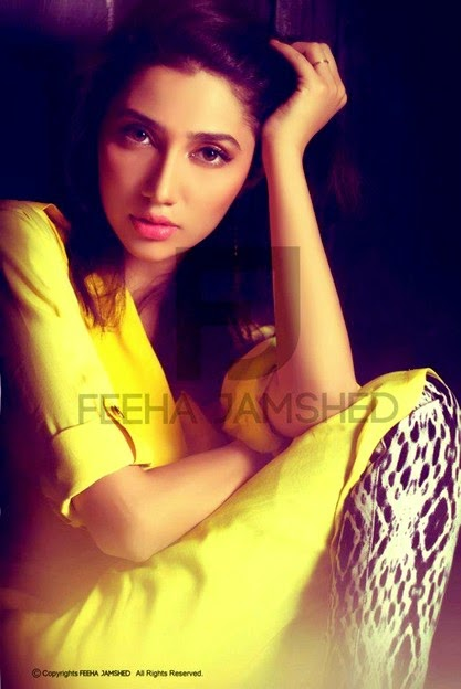 Feeha Jamshed Mid-Summer Collection 2014