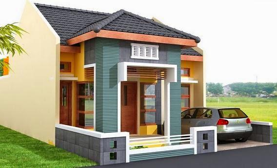 Gambar Rumah Minimalis Sederhana Tipe 36 Desain Terbaru