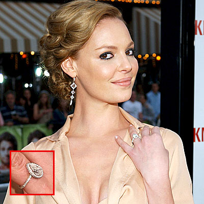 katherine heigl wedding ring Wedding Styles