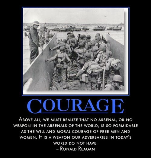 Meaning Veterans Day Quotes by Ronald Reagan