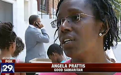 Angela Prattis, Philadelphia Woman With Free Lunch Program