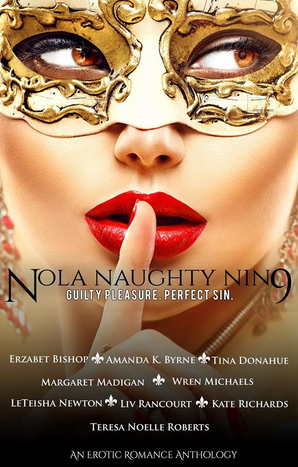 NOLA NAUGHTY NINE ANTHOLOGY