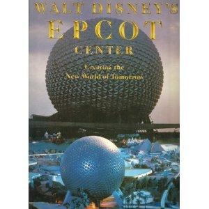 Cover - Walt Disney's Epcot Center