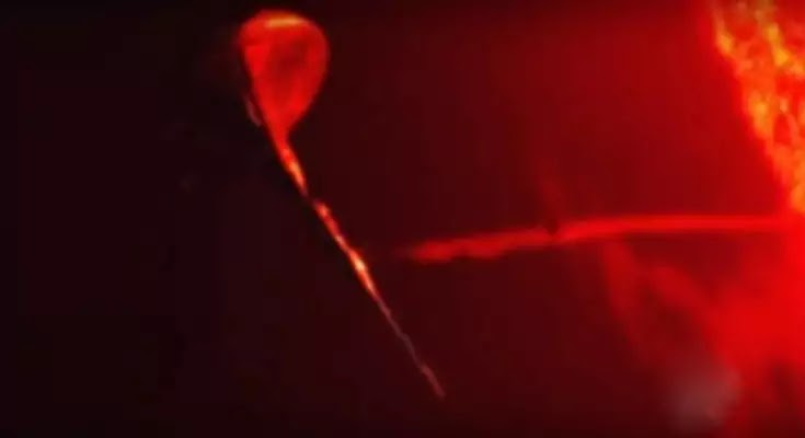 Εκπληκτικό βίντεο με περίεργο αντικείμενο κοντά στον Ήλιο