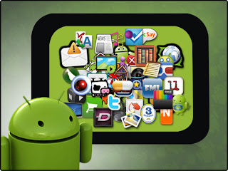 how to create an android application