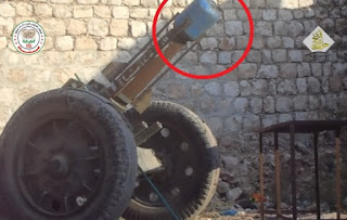 Δείτε τζιχαντιστές με πρωτόγονα κανόνια να βομβαρδίζουν κατοικημένες περιοχές (βίντεο)