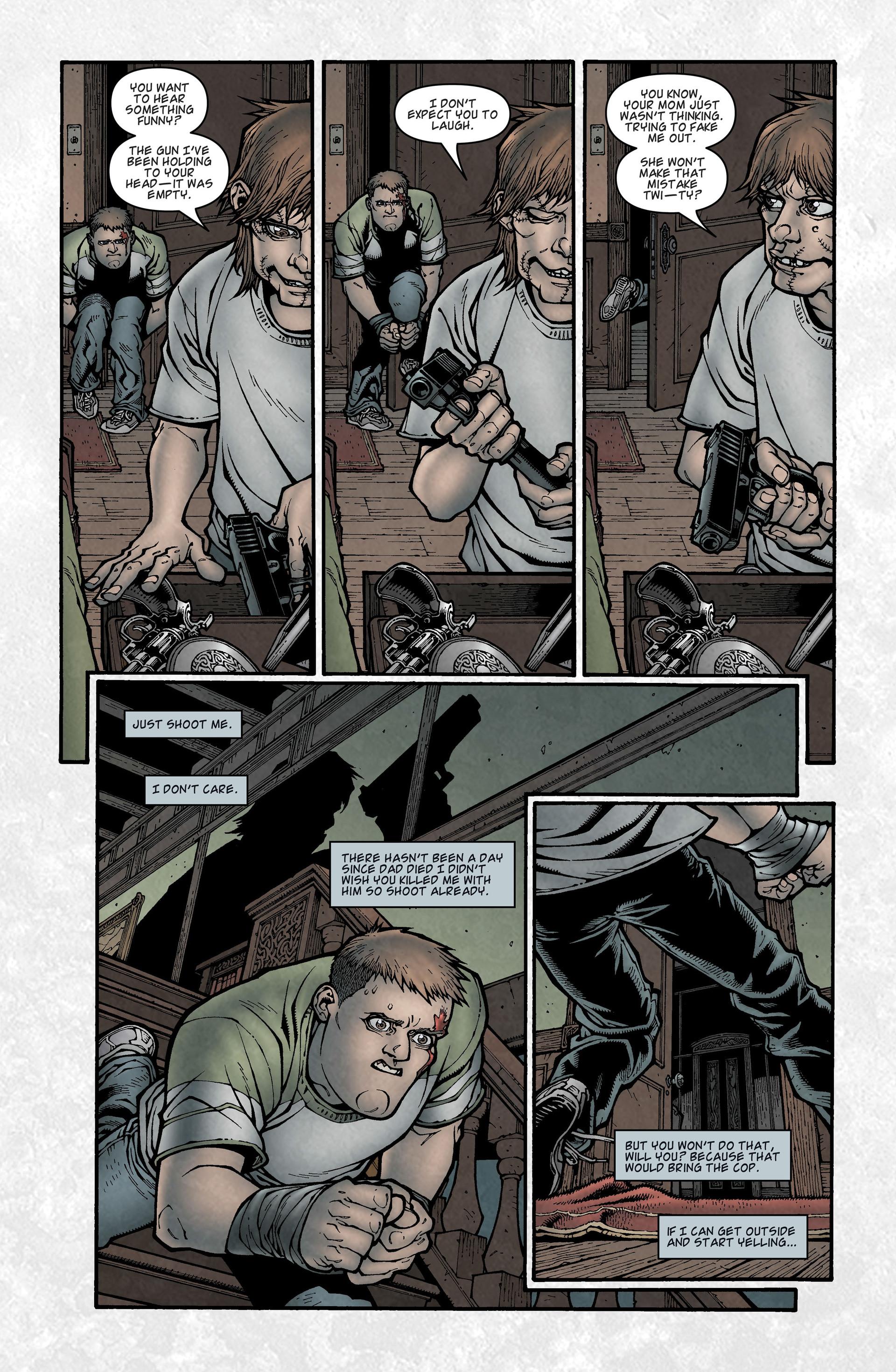 Locke & Key (2008) Issue #6 #6 - English 13