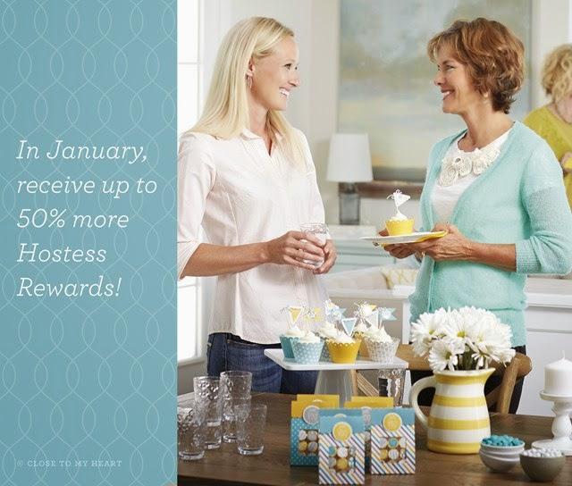 January Hostess Special
