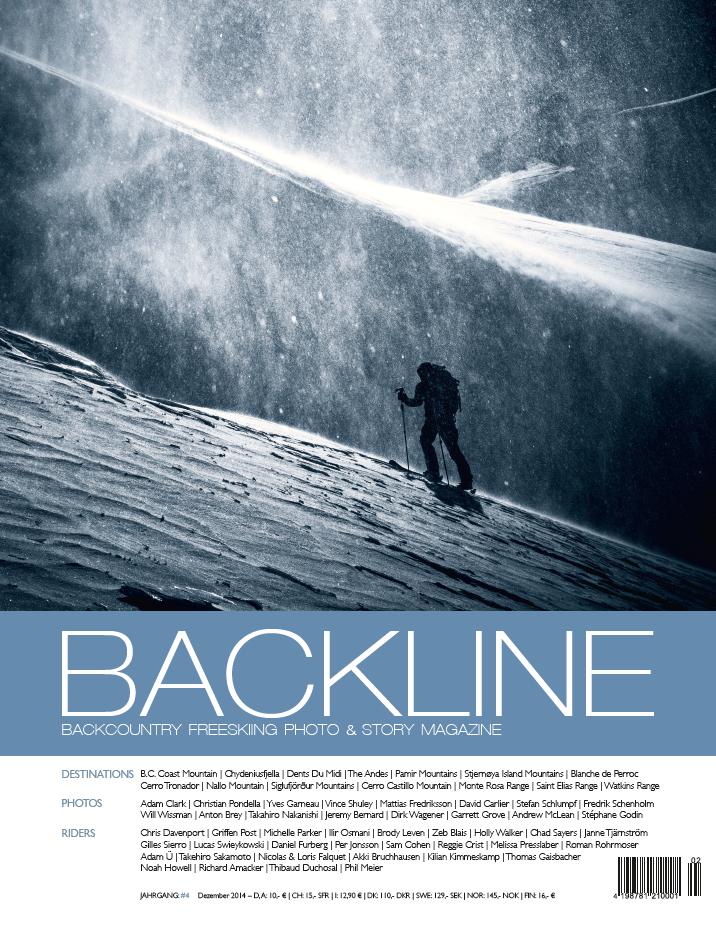 BACKLINE 2014 / 2015