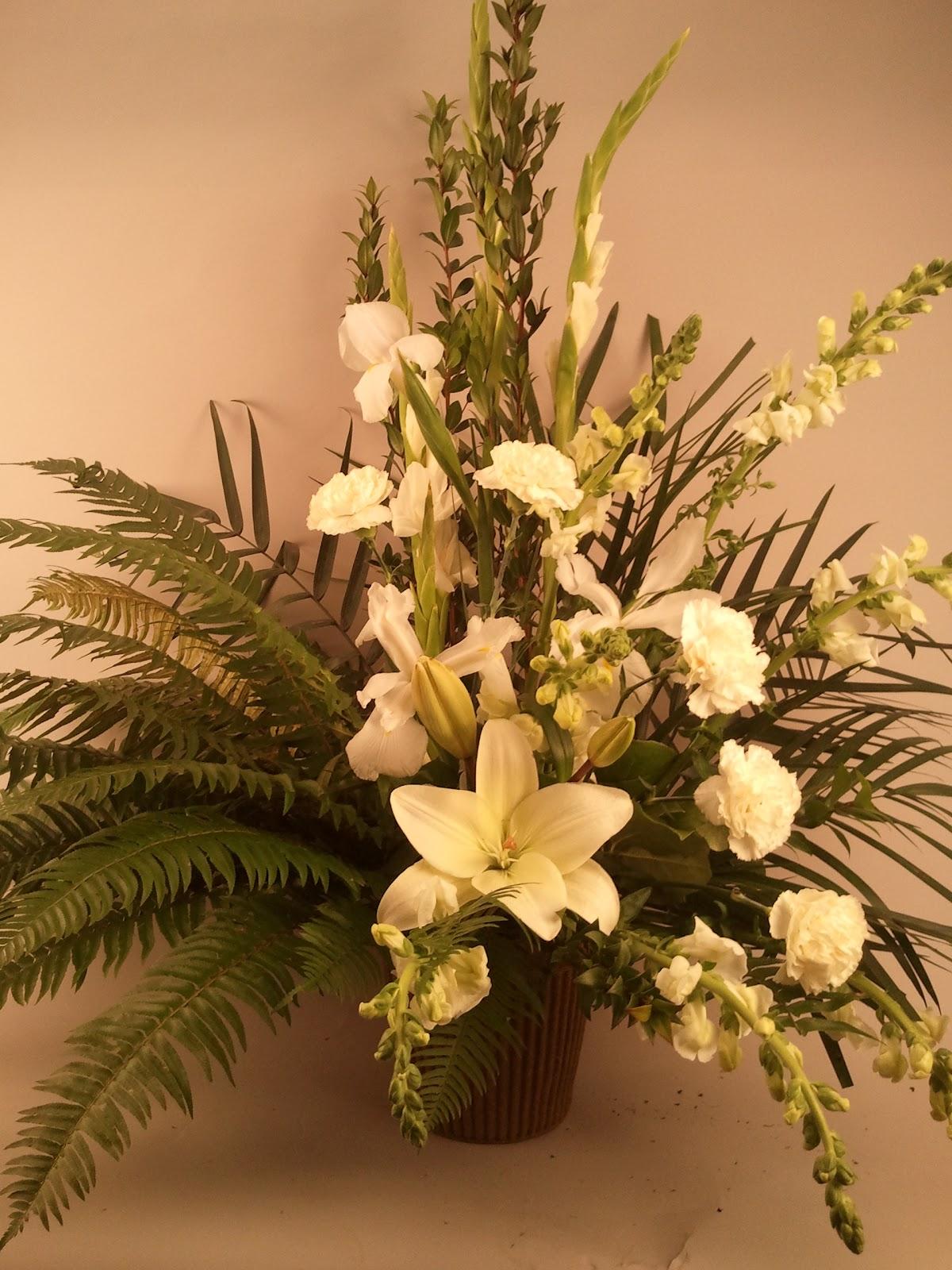 Florals By Farah Wedding Altar Flowers