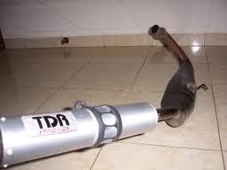 Daftar harga Knalpot Racing TDR