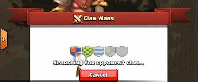 Clan War COC