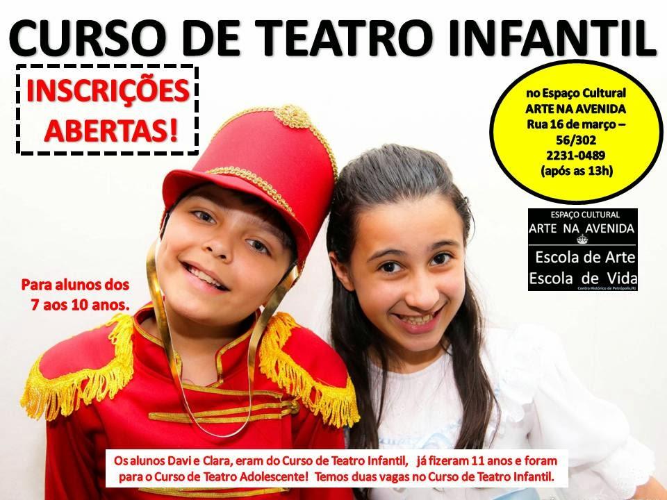 INSCRIÇÕES ABERTAS PARA 2014 ATÉ O DIA 20/12