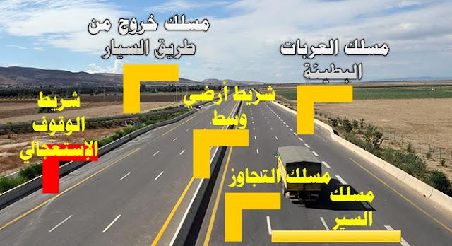طريق السيار