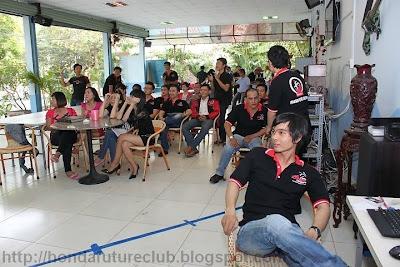 Sinh nhật Future Club lần I 2