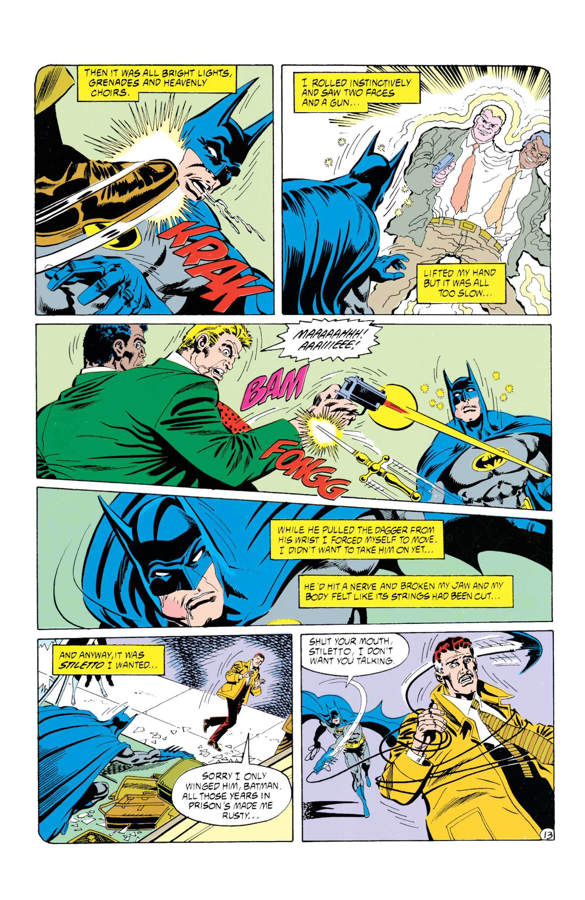 Detective Comics (1937) Issue #630 Page 14