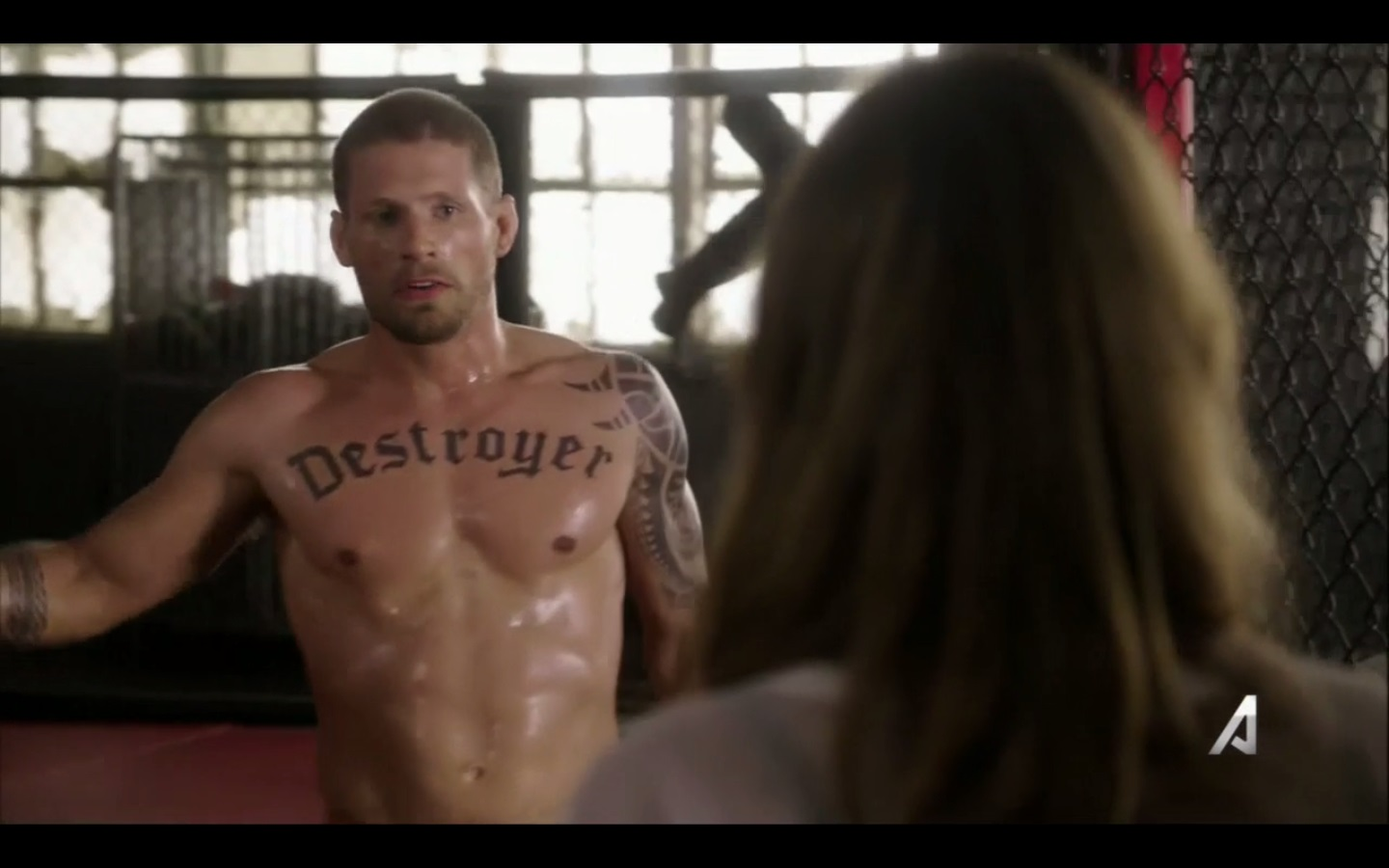 Matt lauria naked