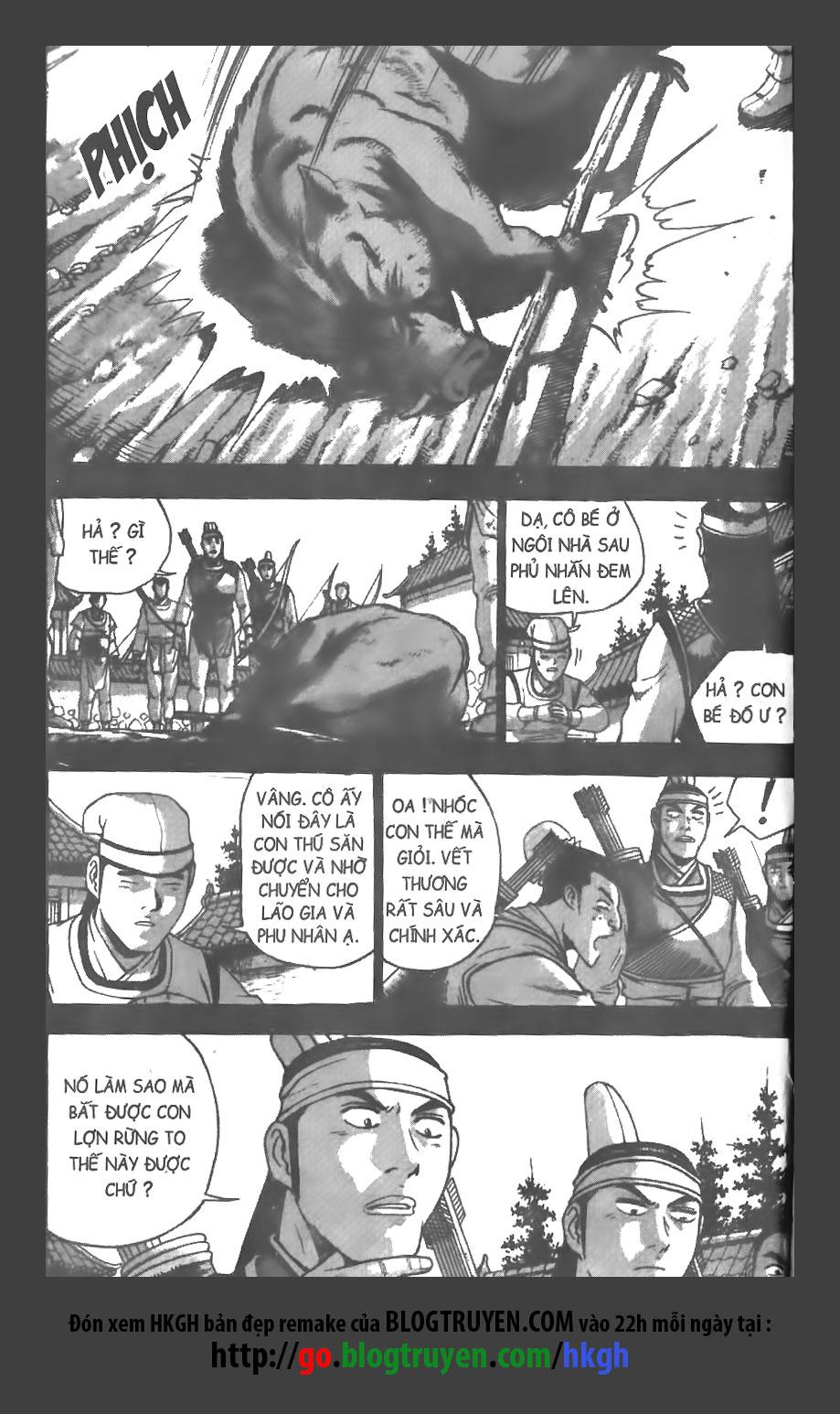 Hiệp Khách Giang Hồ - Hiệp Khách Giang Hồ Chap 280 - Pic 13