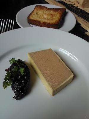 Hotel du Vin food
