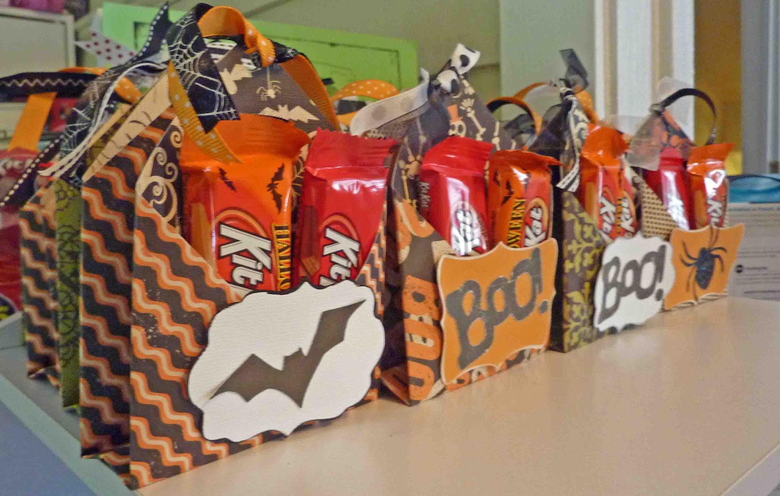 Cool Beans By L B Halloween Treats 2012