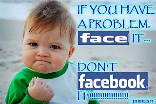 facebook baby meme