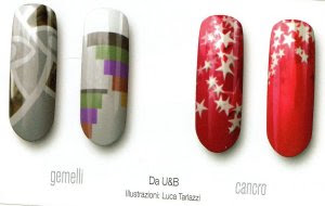 Gemelli e Cancro...unghie