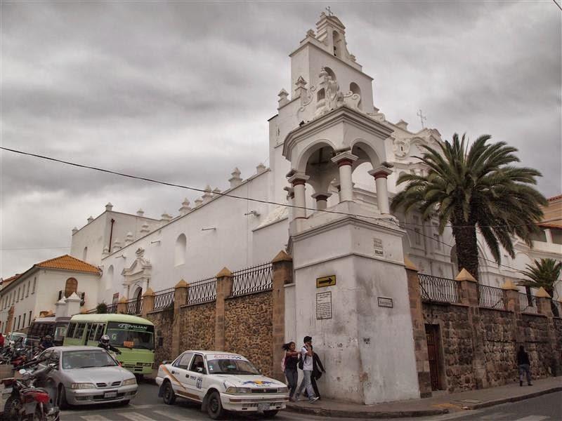 Parroquia de Santo Domingo de Sucre