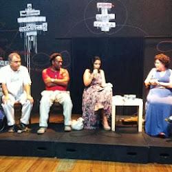 Participação na Balada Literária de Marcelino Freire, SP, Nov/2012