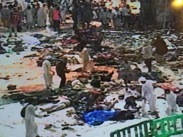 """Innalillahi Wa Inna Illaihi Raji'un """"Korban Tragedi Mekah Hingga saat ini lebih dari 65 TEWAS, 154 TERLUKA"""""""