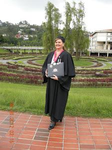 Graduación Especialización en Gestión Sociocultural