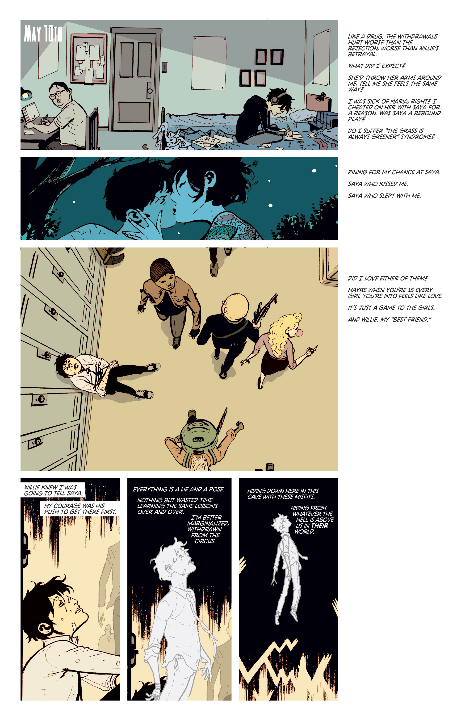 Read online Deadly Class comic -  Issue # _TPB 3 - 58