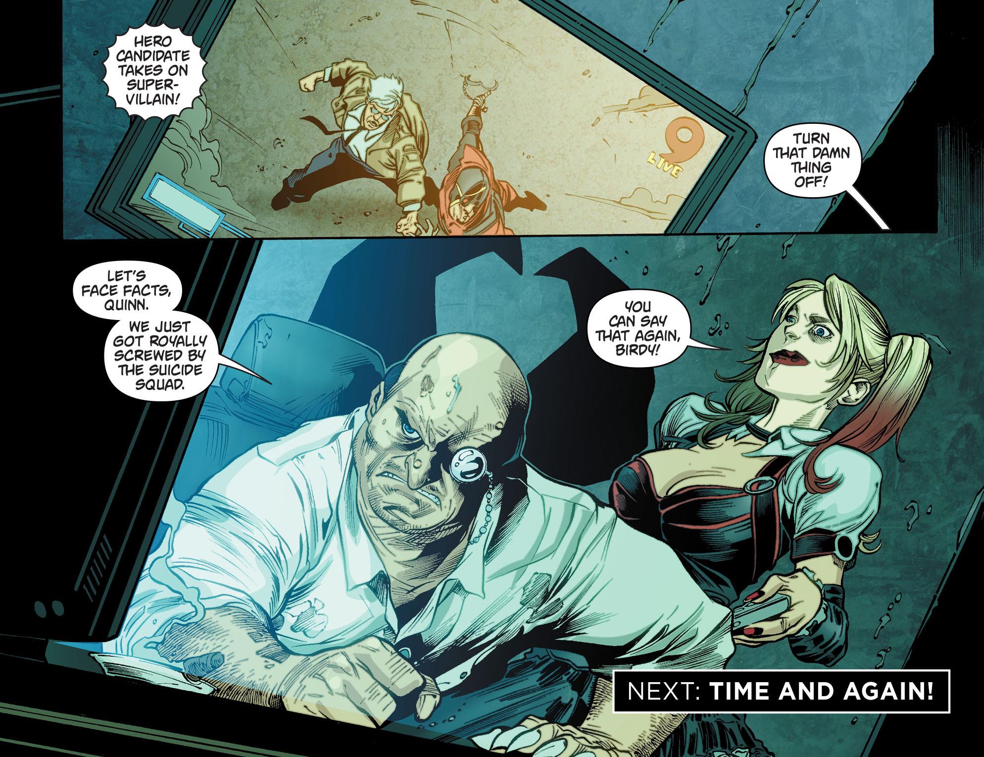 Batman: Arkham Knight [I] Issue #25 #27 - English 22