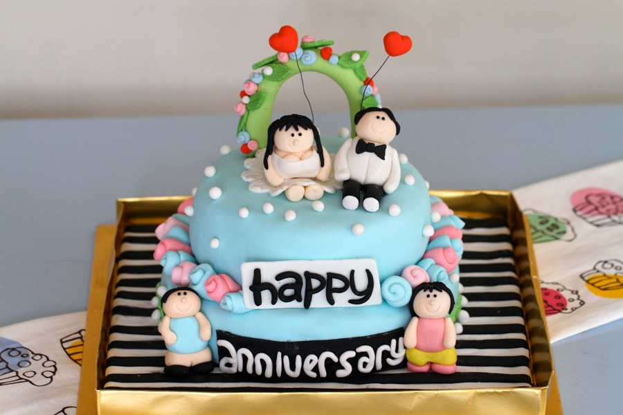 Sugaar Cakes Cake Wedding Anniversary