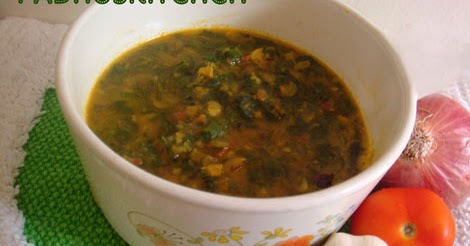 Dal Palak Recipe-Palak Dal-Spinach Dal-(step wise pictures ...