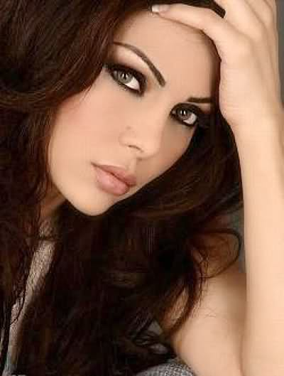 Arabic Eye makeup images 2013