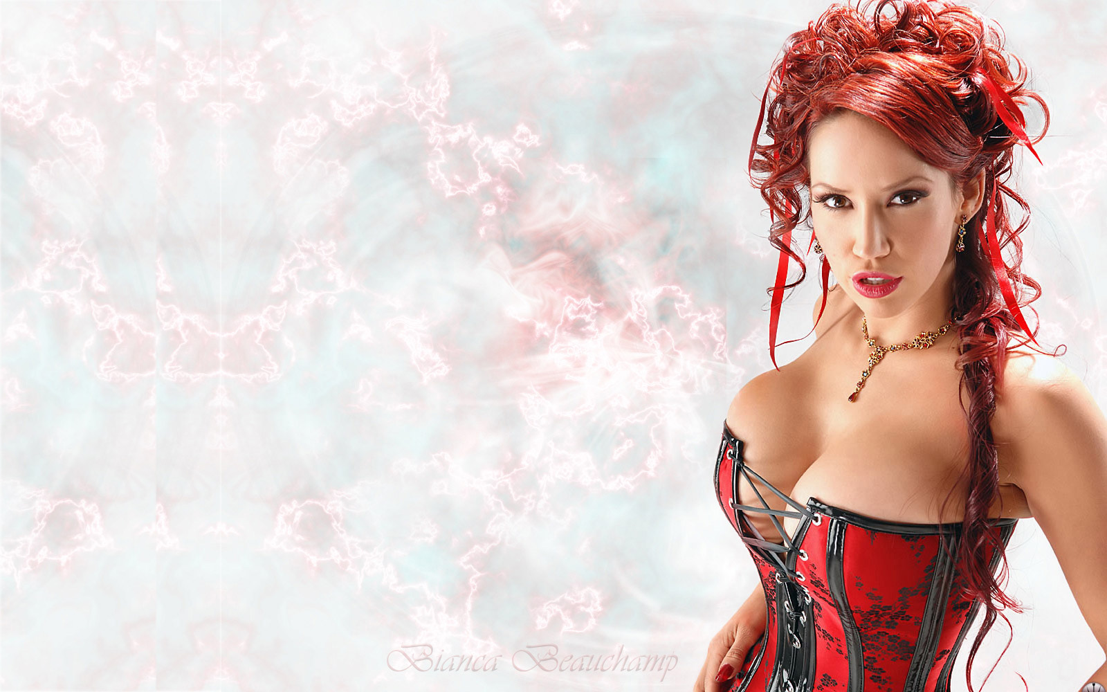 Bianca Beauchamp Wallpaper