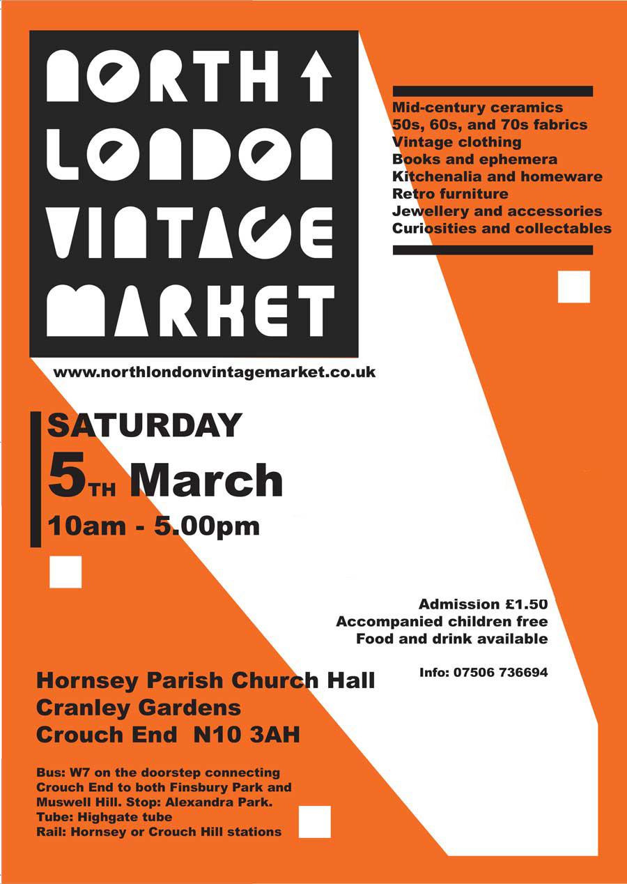 North London Vintage Market