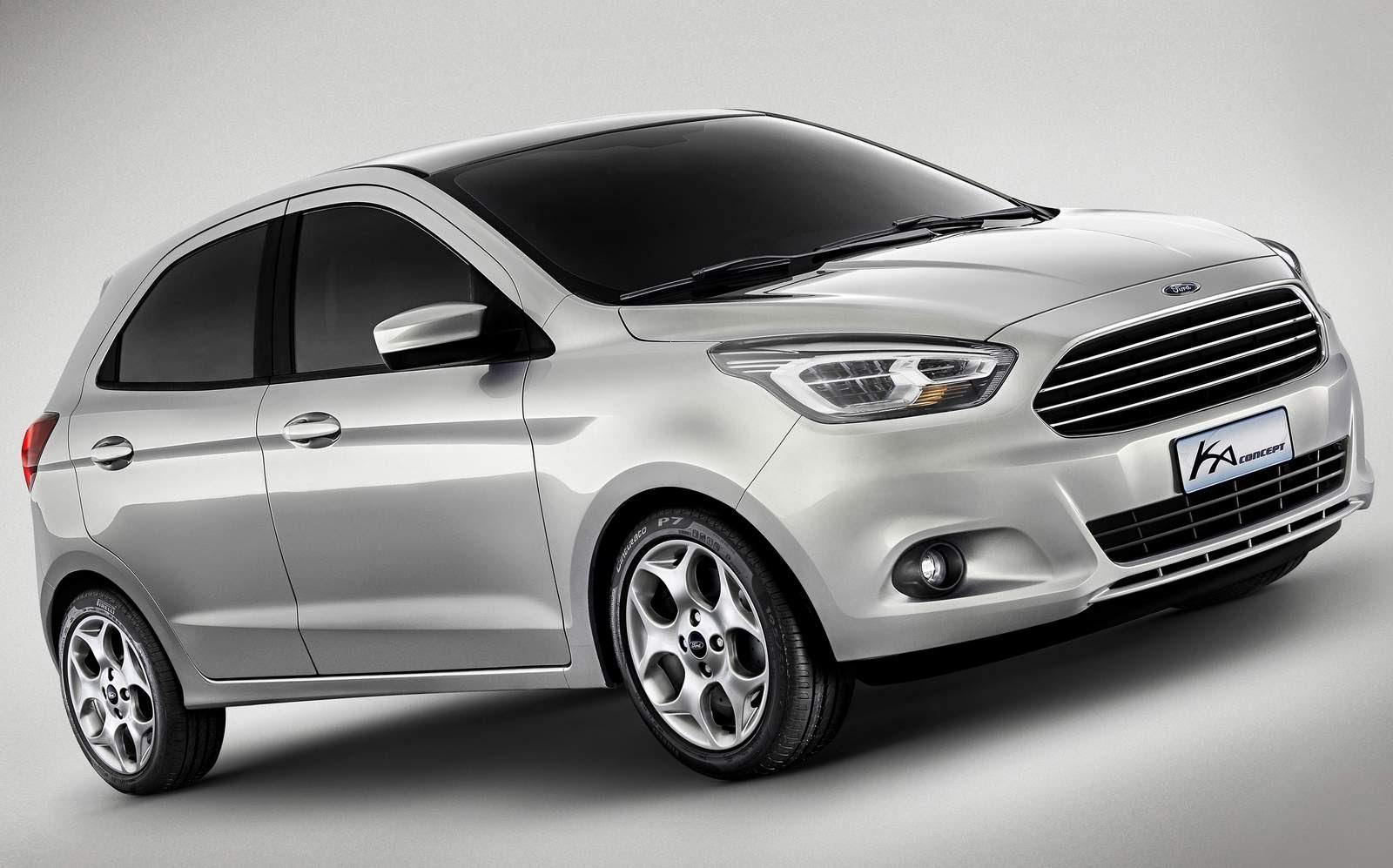 AceleraçãoMaxima: Novo Ford Ka 2014: fotos oficiais e informações