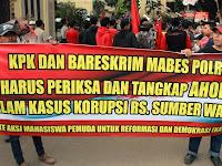 Pertanyakan Dugaan Korupsi Ahok, Ulama Jakarta Datangi KPK