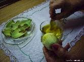 Receta de alcachofas crudas
