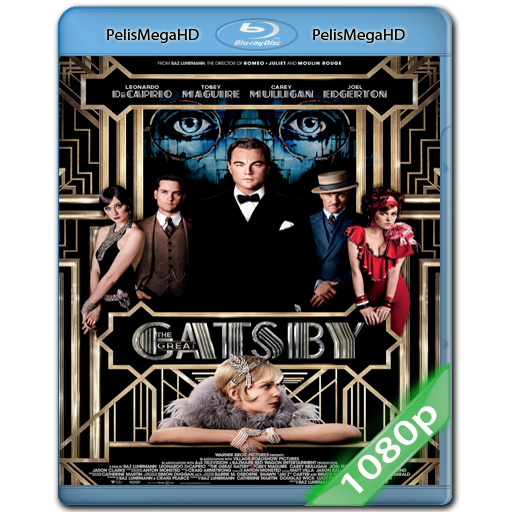 El Gran Gatsby (2013) 1080P HD MKV ESPAÑOL LATINO