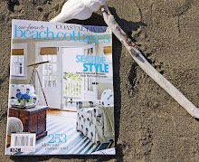 "Patti&#39;s Artful Design is featured in the 2011 ""COASTAL LIVING"" SPECIAL ISSUE!!!"