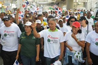 Alcalde SDN anuncia habilitará gimnasio en Parque Mirador Norte