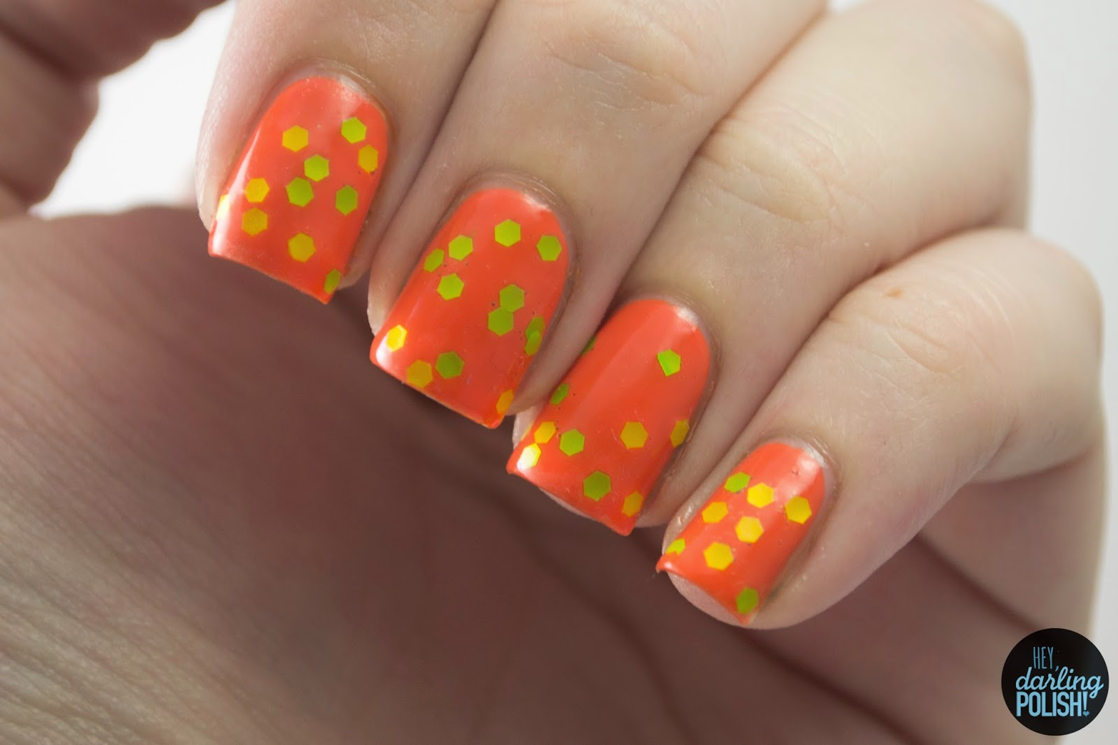 Hey, Darling Polish!: Indie Fridays! Shirley Ann Nail Lacquer - Mile ...